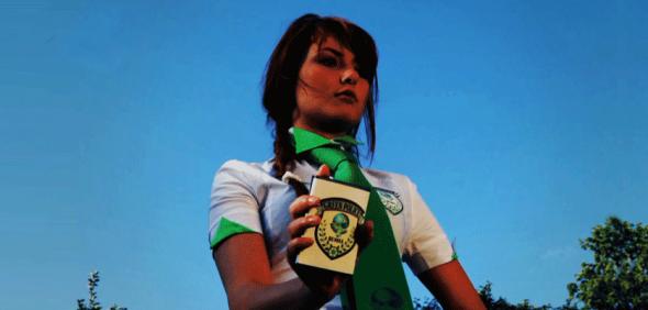 Green Police — социальный ролик