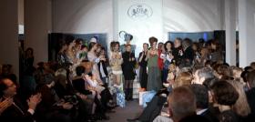 Видеосъемка модного показа TISSURA: Trance Siberian Fashion Express — 2011