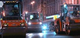 Видеосъемка промышленного промо ролика для дорожно-строительной компании R1 — Ruslan-1