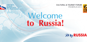Создание презентационного видео: Welcome to Russia — Federal Agency for Tourism, Russian Federation