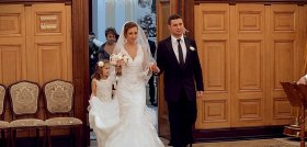 Видеосъемка свадебного клипа Максима и Анастасии