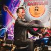 Создание отчетного ролика с праздничного события: New Year Rock Party