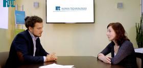 Видеосъемка интервью для компании Human Technologies