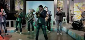 Видеосъемка промо ролика с мероприятия для Brevis Brass Band