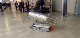 Съёмка отчетного ролика для танкового завода фирмы «Полифильтр»