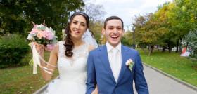 Свадебная съёмка — Руслан и Динара