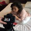 Видеосъёмка рекламного ролика для HAIRS RUSSIA