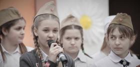 Отчётный ролик: Празднование Дня Победы в пос. Внуковское