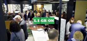 Съёмка отчётного проморолика с выставки для компании LIGRON
