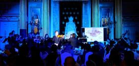 Съёмка отчётного ролика с благотворительного мероприятия «Сафмар Плаза»