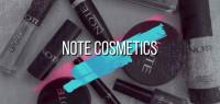 Создание серии обучающих промороликов для косметического бренда NOTE COSMETICS