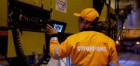 Создание презентационного видеоролика для «Стройтранс» Аренда спецтехники