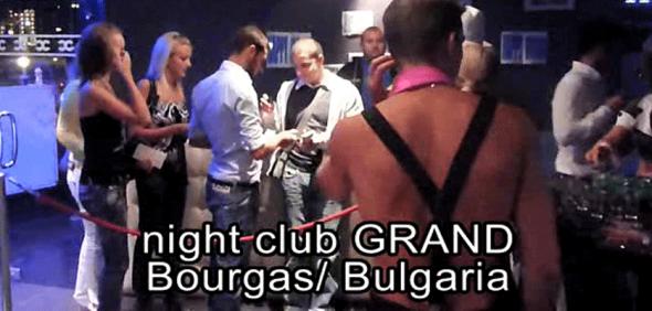 Backstage: promogroup SUN UNITY / Bourgas