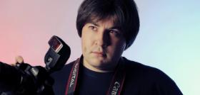 Видеосъемка и компьютерная графика для промо ролика фотограф Алексей Лукьянов