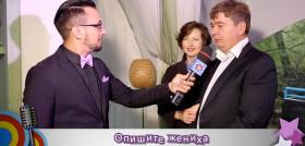 Съемка забавного свадебного ролика – свадебный перевёртыш