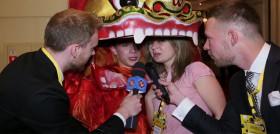 Съёмка горячего репортажа ТРУ ИВЕНТ с Event Revolution 2015