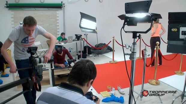 видеосъёмка рекламных роликов москва