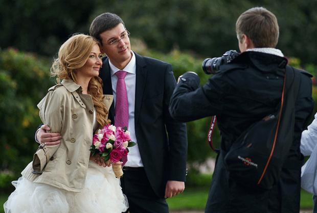 Вьюговские - свадебный день