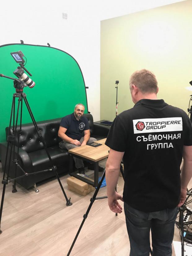 съёмка роликов для видеоблога заметки нумизматов-4