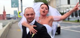 Свадебная видеосъемка в Москве: Семеновы Алексей и Ольга