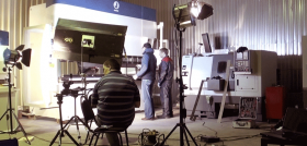 Промышленная съемка: промо-ролик для компании DEG RUS