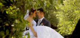 Съемка свадебного клипа: Павел и Анна