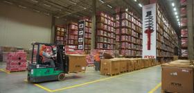 Промышленная съемка: создание промо-ролика KYB logistics