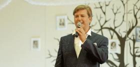Видеосъемка отчетного промо ролика: Митрий Фунтиков – изысканный конферанс