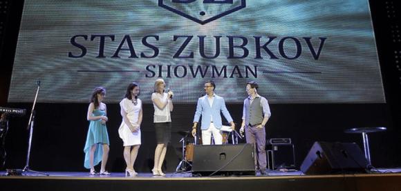 Съемка промо ролика с мероприятия: Стас Зубков – Wedding Fairy Tale 2014