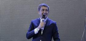 Съемка отчетного промо ролика с мероприятия, ведущий Валерий Чигинцев