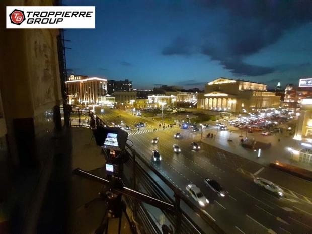Метрополь съёмка проморолика-7