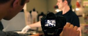 видео-съемка промо-роликов