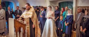 Видеосъемка свадьбы и венчания