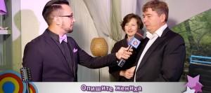 съемка забавных свадебных роликов
