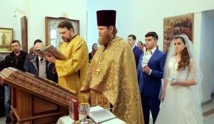 видеосъёмка венчания москва